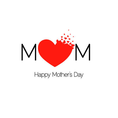 Mom Love. Happy mother's day