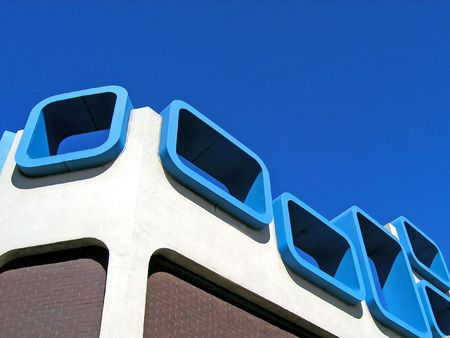 Sixties architecture,Blackpool,England