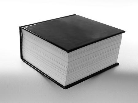 Hardback book Stock Photo - 415786