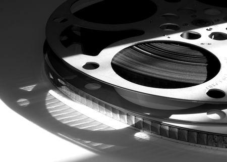 cine: 16mm cine film reel