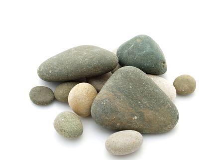 Pile of pebbles Stok Fotoğraf