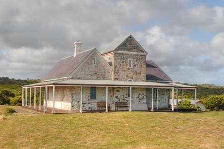 australasia: Cape Otway Telegraph Station Stock Photo