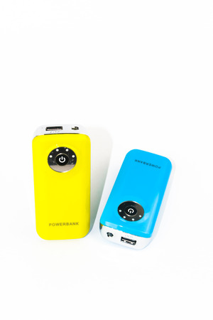 usb various: Variety color Power Bank
