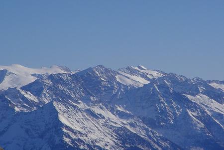 eiger: Eiger, Mönch and Jungfrau