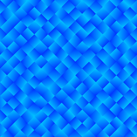 Texture consisting of blue bright gradient squares.Abstract vector background.Template for your design.