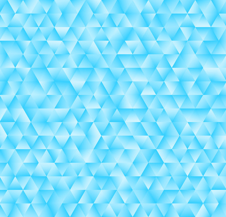 Texture consisting of blue triangles.Abstract vector background.Template for your design. Illustration