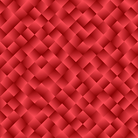 Texture consisting of red gradient squares.Abstract vector background.Template for your design.
