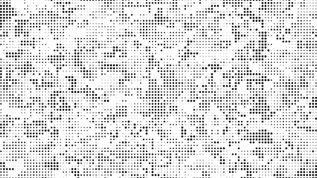 Halftone dotted background. Halftone effect vector pattern. Circle dots isolated on the white background. Векторная Иллюстрация
