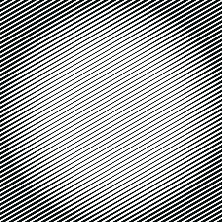Halftone lined background. Halftone effect vector pattern.Lines isolated on the white rectangular background. Иллюстрация