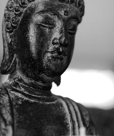 仏陀の肖像画
