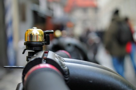 segway: bicycle bell for Segway