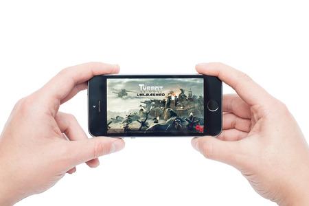 tiran: Pavlograd, Oekraïne - 8 november Tyrant Unleashed - grote turn-based kaartspel strategie