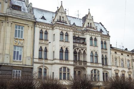 prosecutor: Lviv, Ukraine - JANUARY, 11, 2015: prosecutors office of Lvov Editorial