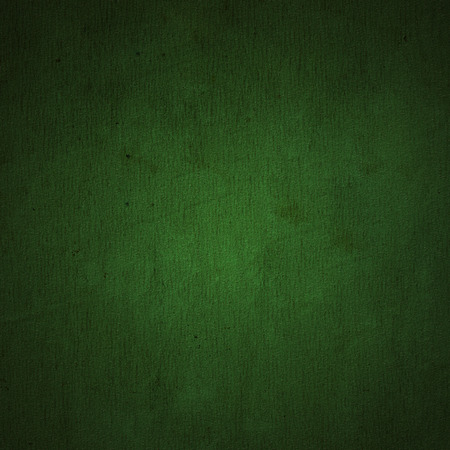 green and gold: Grunge green background with place for text Stock Photo