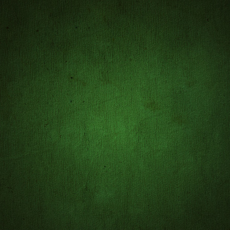 17th march: Grunge green background with place for text Stock Photo