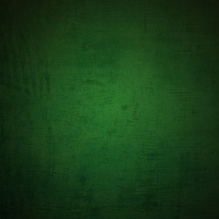 old diary: Grunge green background with place for text Stock Photo