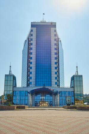 odessa: Odessa Ukraine: August 31, 2015. Hotel Odessa in Odessa, Ukraine