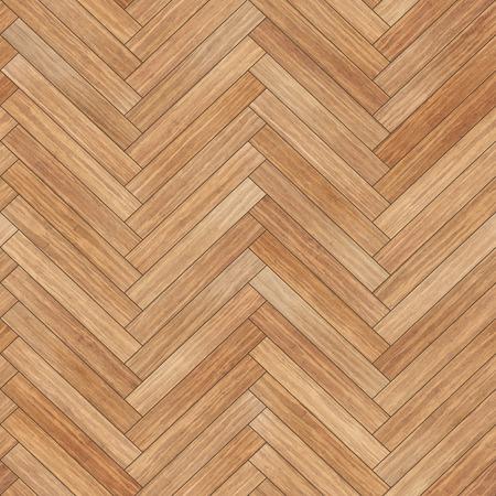 Seamless wood parquet texture (herringbone sand color)