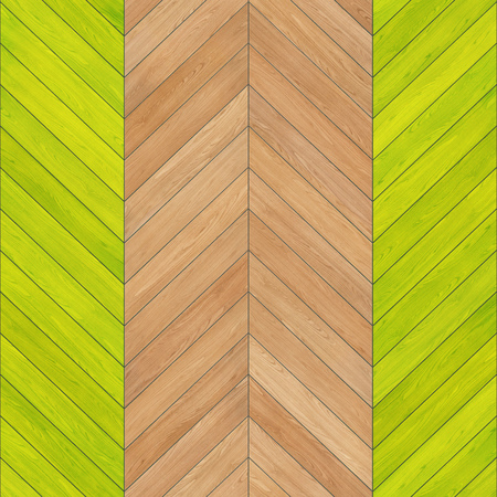 Seamless wood parquet texture chevron clip-art