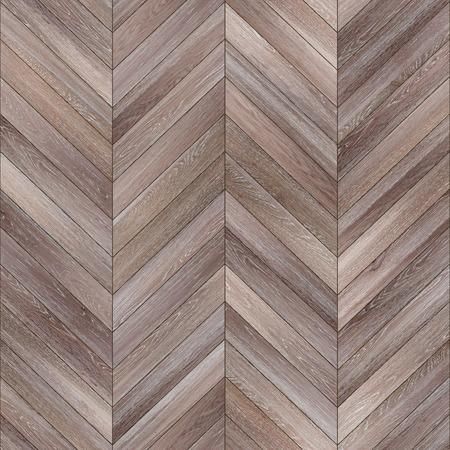 Seamless wood parquet texture (gray) Stock Photo