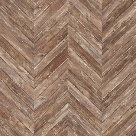 Seamless wood parquet texture old Stock Photo