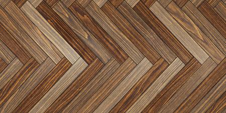 Seamless wood parquet texture horizontal herringbone common Reklamní fotografie