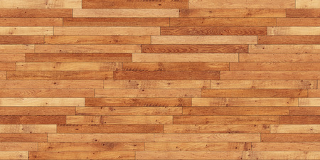 Seamless wood parquet texture (linear brown) Фото со стока