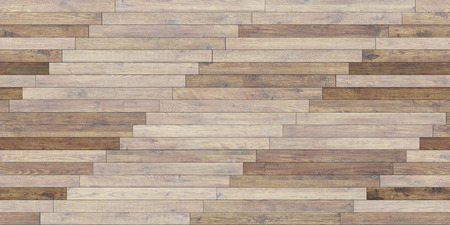 Seamless wood parquet texture linear pale Stock Photo