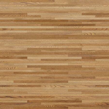 Nahtlose Holzparkett Textur linear hellbraun Standard-Bild