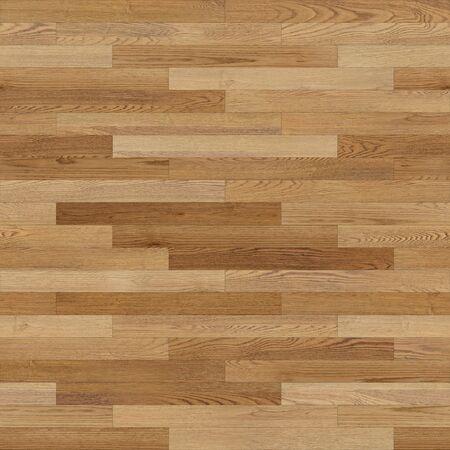シームレスな木製寄木細工のテクスチャ(リニアライトブラウン)