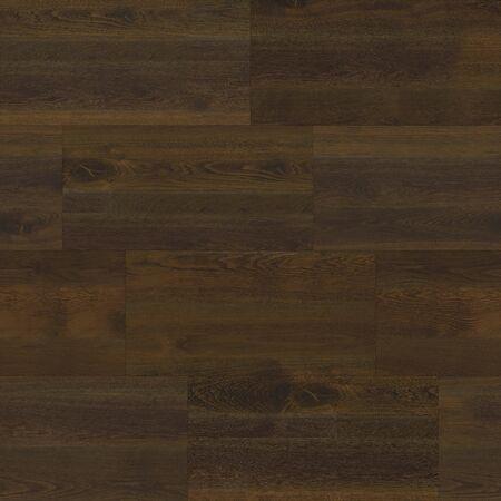 Textura de parquet de madera transparente lineal marrón oscuro