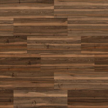 Seamless wood parquet texture linear brown