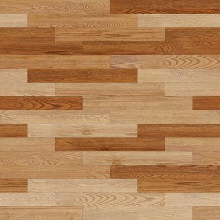 Seamless wood parquet texture linear light brown