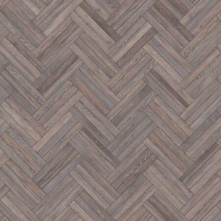 Nahtloses Holzparkett Textur Fischgrät neutral