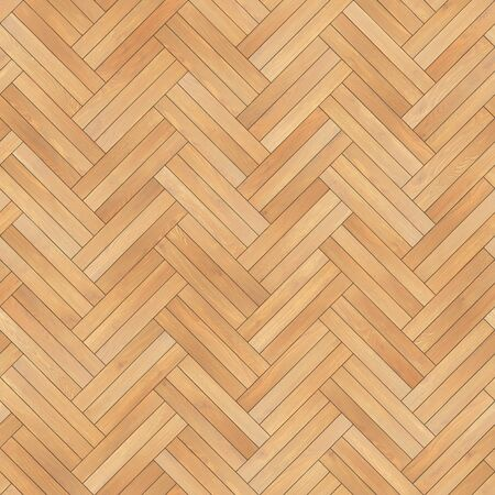 Seamless wood parquet texture herringbone sand color