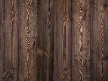 Brown natural planked wood texture