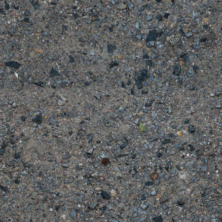 Square seamless small gravel texture Standard-Bild