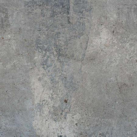 Seamless gray concrete wall texture