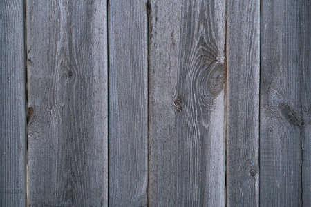 Old pale wood fence texture Standard-Bild