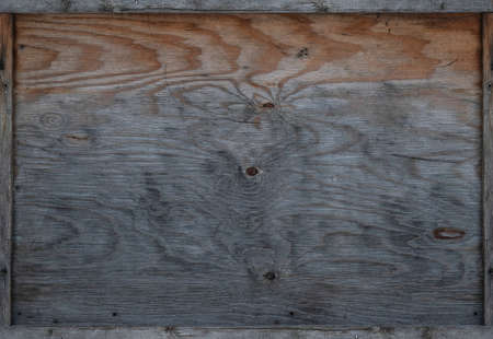 Old rotten plywood furniture texture