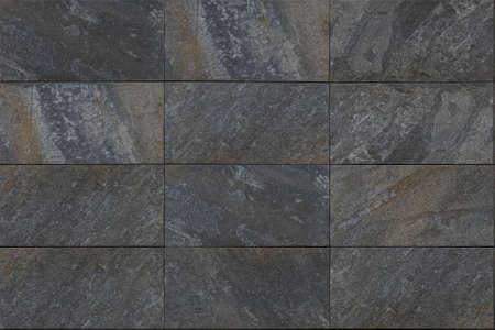 Seamless marble brick wall texture Standard-Bild