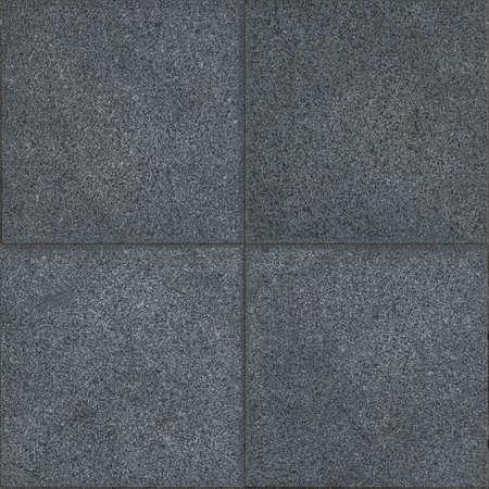 Seamless natural stone paving slabs