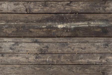 Aged seamless planked wood floor texture Standard-Bild