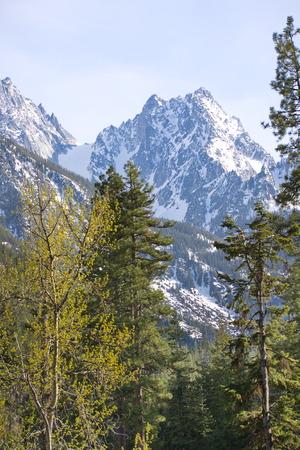 cascade range: American Cascades