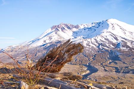 Mount St  Helens, USA photo