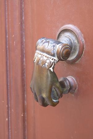 door knob: Door knob, Arles, France