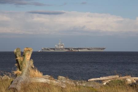 aircraft carrier: Nimitz-class aircraft carrier