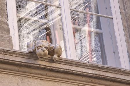 creature: Mythological creature, Avignon, France