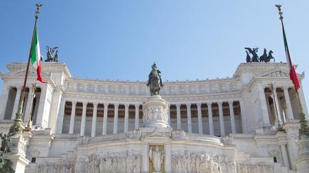 roma antigua: Arquitectura de Roma antigua Foto de archivo