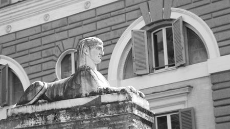 benevolent: Ancient Rome Architecture and Sculptures